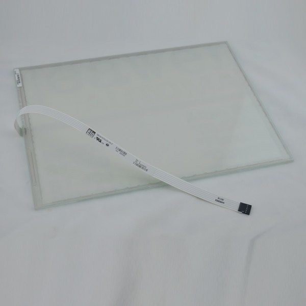 1PCS Original 15.1 inch For ELO PN:002741hl-9121 DSC:FLT15.1-001-0H1 Touch Screen Digitizer Panel Glass
