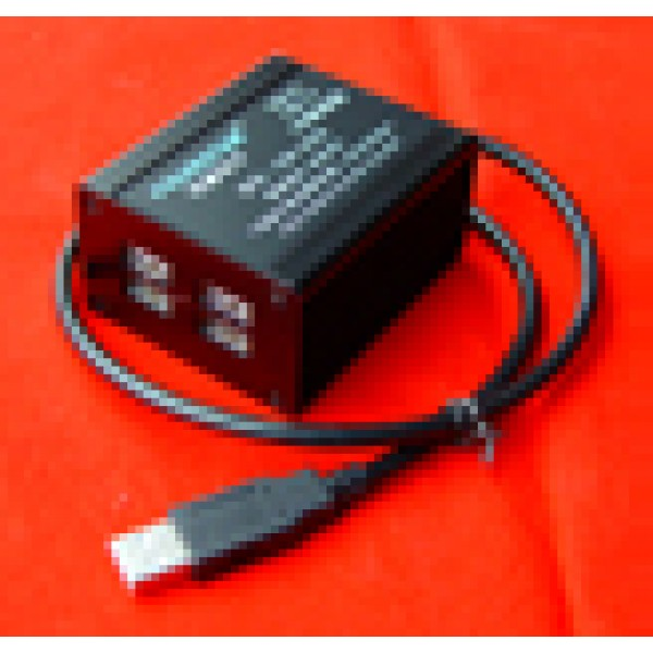 USB isolators, isolation voltage 3000VDC, with 4 isolated USB-A port, support for 12Mbps full-speed USB transfer and 1.5Mbps low-speed USB transfer