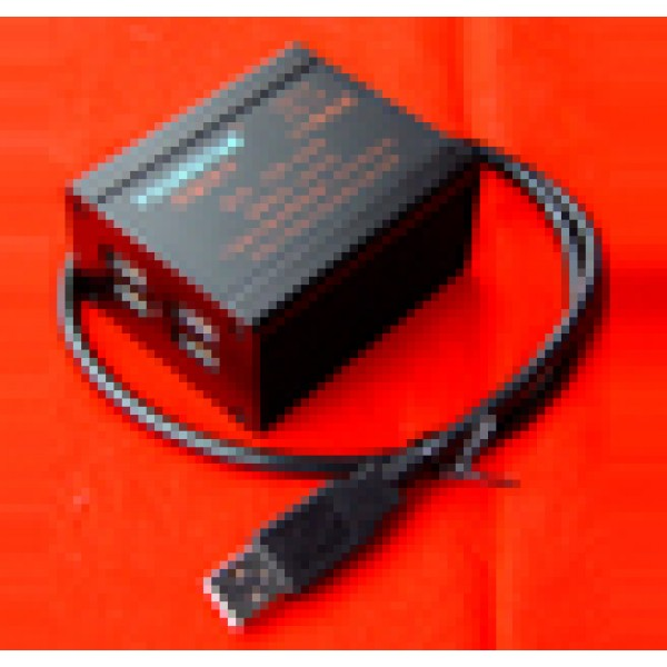 USB isolators, isolation voltage 6000VDC, other functions with the USB-4G3K.
